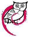 Debathena owl logo